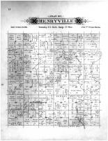 Henryville Township, Bechyn PO, Renville County 1900